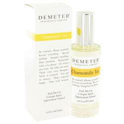 Demeter Chamomile Tea by Demeter Cologne Spray 4 oz (Women)