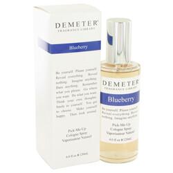 Demeter by Demeter Blueberry Cologne Spray 4 oz (Women)