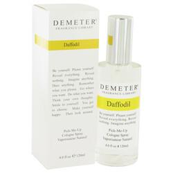 Demeter Daffodil by Demeter Cologne Spray 4 oz (Women)