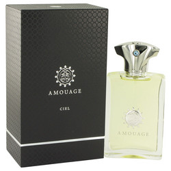 Amouage Ciel by Amouage Eau De Parfum Spray 3.4 oz (Men)
