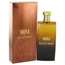 Hanae Mori Him by Hanae Mori Eau De Toilette Spray 3.4 oz (Men)