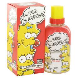 The Simpsons by Air Val International Eau De Toilette Spray 3.4 oz (Women)