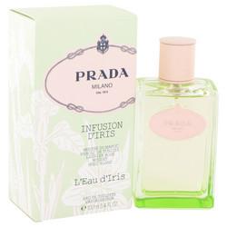Prada Infusion d'Iris L'eau D'iris by Prada Eau De Toilette Spray 3.4 oz (Women)