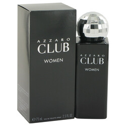 Azzaro Club by Azzaro Eau De Toilette Spray 2.5 oz (Women)