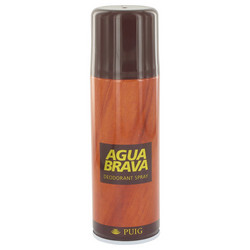 AGUA BRAVA by Antonio Puig Deodorant Spray 6.8 oz (Men)