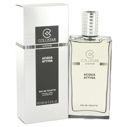 Collistar Aqua Attiva by Collistar Eau De Toilette Spray 3.4 oz (Men)