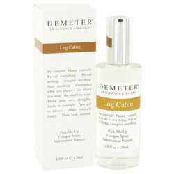 Demeter Log Cabin by Demeter Cologne Spray 4 oz (Women)