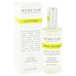 Demeter Lemon Meringue by Demeter Cologne Spray 4 oz (Women)