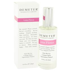 Demeter Lotus Flower by Demeter Cologne Spray 4 oz (Women)