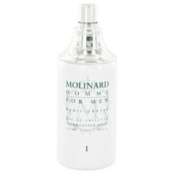 Molinard I by Molinard Eau De Toilette Spray (Tester) 4oz (Men)