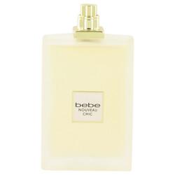 Bebe Nouveau Chic by Bebe Eau De Parfum Spray (Tester) 3.4 oz (Women)