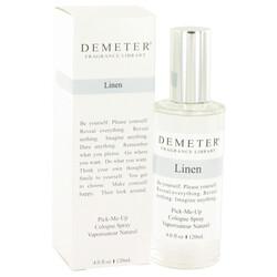 Demeter Linen by Demeter Cologne Spray 4 oz (Women)