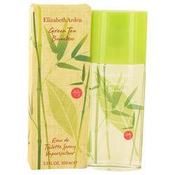 Green Tea Bamboo by Elizabeth Arden Eau De Toilette Spray 3.3 oz (Women)