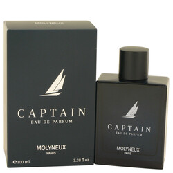 Captain by Molyneux Eau De Parfum Spray 3.4 oz (Men)