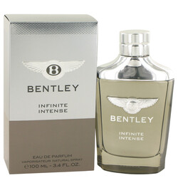 Bentley Infinite Intense by Bentley Eau De Parfum Spray 3.4 oz (Men)