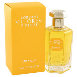 Dilmun by Lorenzo Villoresi Firenze Eau De Toilette Spray 3.4 oz (Women)