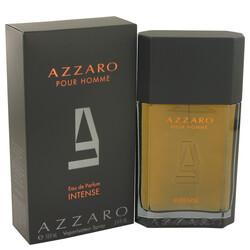 Azzaro Intense by Azzaro Eau De Parfum Spray 3.4 oz (Men)