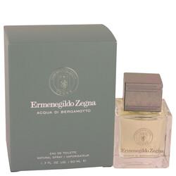 Acqua Di Bergamotto by Ermenegildo Zegna Eau De Toilette Spray 1.7 oz (Men)