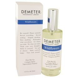 Demeter Wildflowers by Demeter Cologne Spray 4 oz (Women)