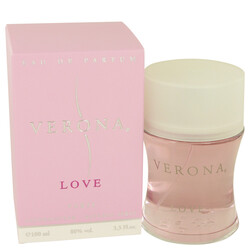 Verona Love by Yves De Sistelle Eau De Parfum Spray 3.4 oz (Women)