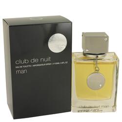 Club De Nuit by Armaf Eau De Toilette Spray 3.6 oz (Men)