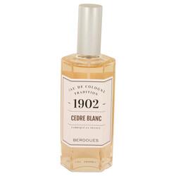 1902 Cedre Blanc by Berdoues Eau De Cologne Spray (unboxed) 4.2 oz (Women)