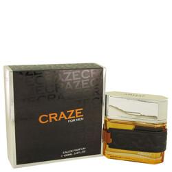 Armaf Craze by Armaf Eau De Parfum Spray 3.4 oz (Men)