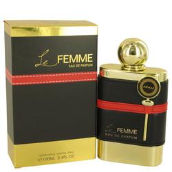 Armaf Le Femme by Armaf Eau De Parfum Spray 3.4 oz (Women)