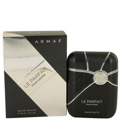 Armaf Le Parfait by Armaf Eau De Toilette Spray 3.4 oz (Men)