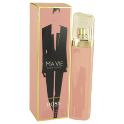 Boss Ma Vie by Hugo Boss Eau De Parfum Spray (Runway Edition) 2.5 oz (Women)