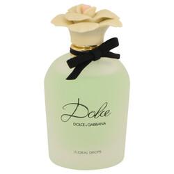 Dolce Floral Drops by Dolce & Gabbana Eau De Toilette Spray (Tester) 2.5 oz (Women)