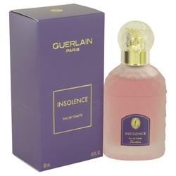 Insolence by Guerlain Eau De Toilette Spray (New Packaging) 1.6 oz (Women)