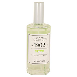 1902 Green Tea by Berdoues Eau De Cologne (Unisex unboxed) 4.2 oz (Men)