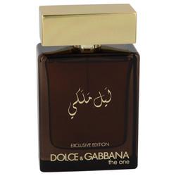 The One Royal Night by Dolce & Gabbana Eau De Parfum Spray (Exclusive Edition Tester) 3.4 oz (Men)