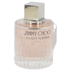 Jimmy Choo Illicit Flower by Jimmy Choo Eau De Toilette Spray (Tester) 3.3 oz (Women)