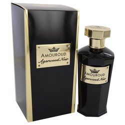 Agarwood Noir by Amouroud Eau De Parfum Spray (Unisex) 3.4 oz (Women)