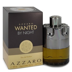 Azzaro Wanted By Night by Azzaro Eau De Parfum Spray 3.4 oz (Men)