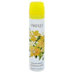 English Freesia by Yardley London Body Spray 2.6 oz (Women)