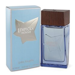 Lolita Lempicka Homme by Lolita Lempicka Eau De Toilette Spray 3.4 oz (Men)