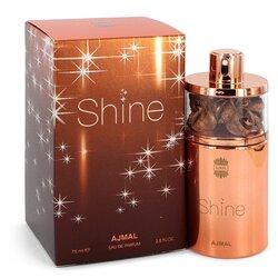 Ajmal Shine by Ajmal Eau De Parfum Spray 2.5 oz (Women)