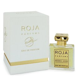 Category: Dropship Fragrance & Perfume, SKU #546372, Title: Roja Enigma Aoud by Roja Parfums Eau De Parfum Spray (Unisex) 1.7 oz (Women)