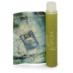 LOLITA LEMPICKA by Lolita Lempicka Vial (sample) Fresh EDT .04 oz (Men)