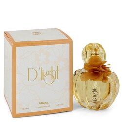 Ajmal D'light by Ajmal Eau De Parfum Spray 2.5 oz (Women)
