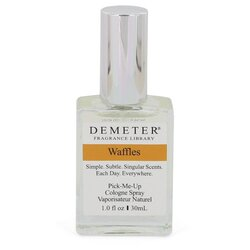 Demeter Waffles by Demeter Cologne Spray (unboxed) 1 oz (Women)
