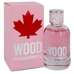 Dsquared2 Wood by Dsquared2 Eau De Toilette Spray 3.4 oz (Women)