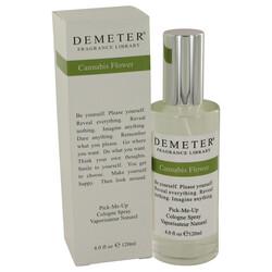 Demeter Cannabis Flower by Demeter Cologne Spray 4 oz (Women)