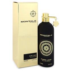 Montale Pure Love by Montale Eau De Parfum Spray (Unisex) 3.4 oz (Women)