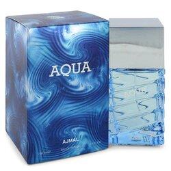 Ajmal Aqua by Ajmal Eau De Parfum Spray 3.4 oz (Men)