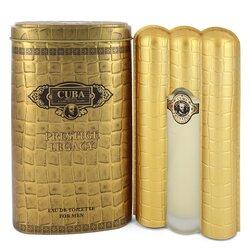 Cuba Prestige Legacy by Cuba Eau De Toilette Spray 3 oz (Men)