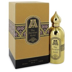 The Persian Gold by Attar Collection Eau De Parfum Spray (Unisex) 3.4 oz (Men)